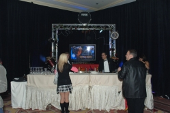 Audio visual rentals in DC, flat screen plasma TV's, Ipad and touch screen rentals, trade show truss, lighting, event furniture, and model staffing in Northern VA, Timonium Maryland