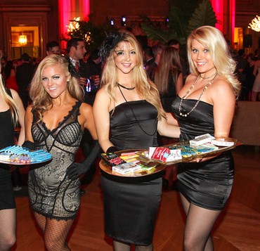 Promotional models in Washington DC, hire party planners, event managers, luxury entertainment, corporate staffing, modeling agency